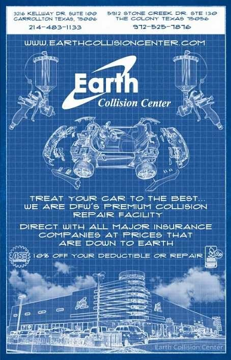 Collision repairs unsurpassed at Carrollton, TX, 75006. Our collision structural repair equipment is world class.