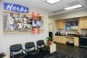 Here at Herb's Paint And Body Shop - McKinney, Mckinney, TX, 75069, we have a welcoming waiting room.