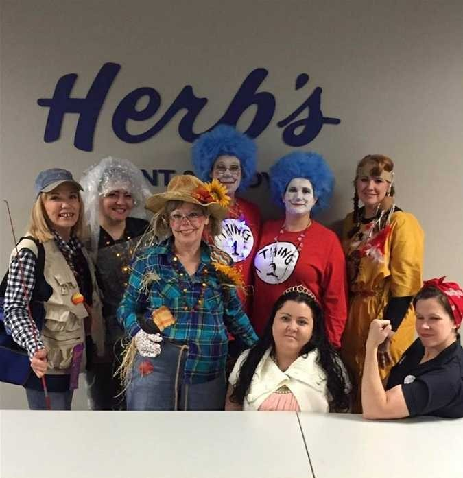 At Herb's Paint And Body Shop - Richardson, located at Richardson, TX, 75080, we have friendly and very experienced office personnel ready to assist you with your collision repair needs.]