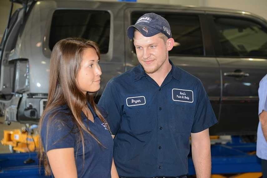 Friendly faces and experienced staff members at Herb's Paint And Body Shop - Allen, in Allen, TX, 75002, are always here to assist you with your collision repair needs.