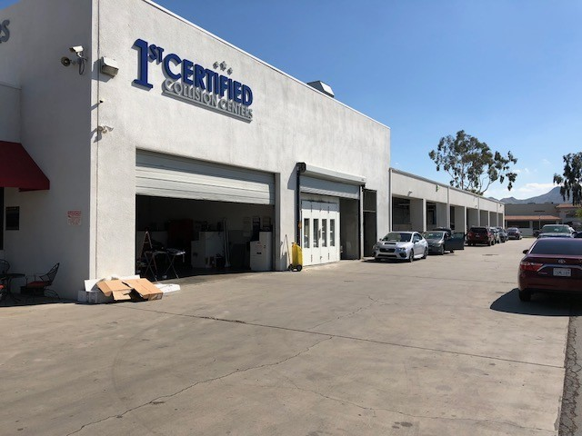 1stCertified Collision Center - San Bernardino - At 1stCertified Collision Center - San Bernardino, you will easily find us located at San Bernardino, CA, 92408. Rain or shine, we are here to serve YOU!