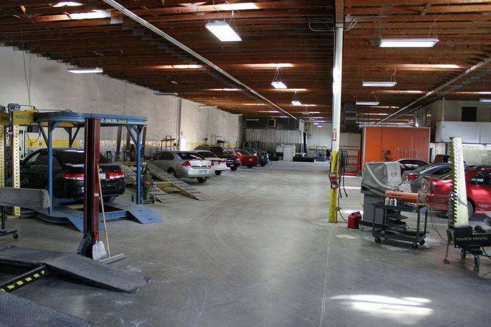 Collision Craft Hesperia