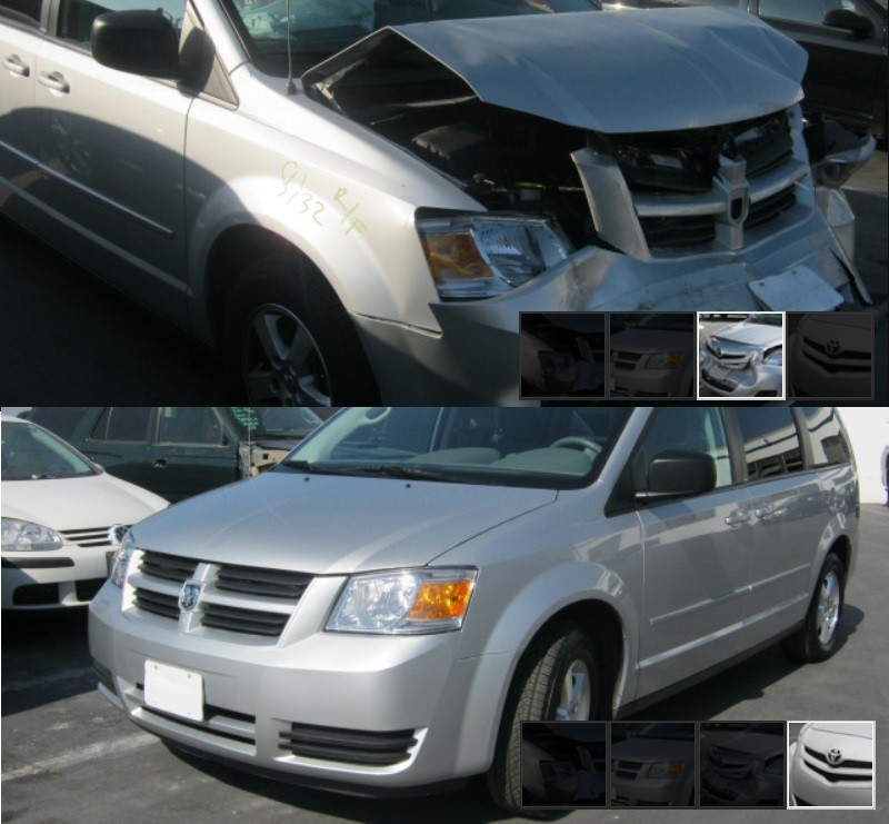 Our shop at 1stCertified Collision Group, we have photos for our customers to see our before and after repair to enjoy.