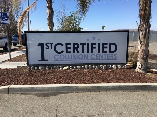 1stCertified Collision Center - Hemet - We are a high volume, high quality, Collision Repair Facility located at Hemet, CA, 92545. We are a professional Collision Repair Facility, repairing all makes and models.