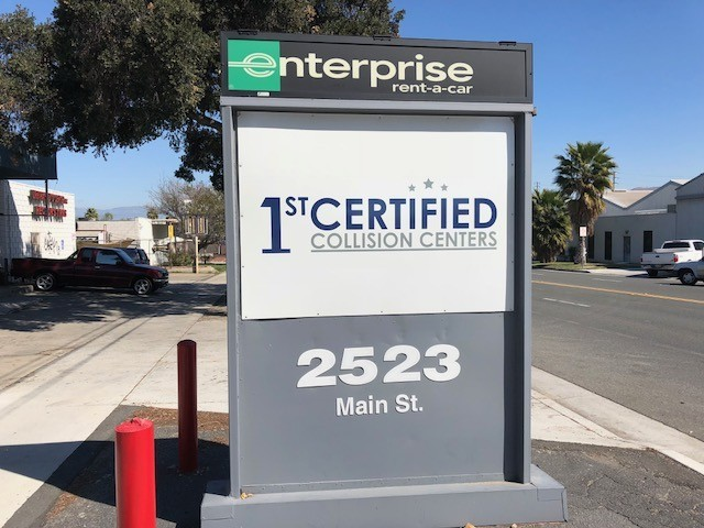 We are a professional quality, Collision Repair Facility located at Riverside, CA, 92501. We are highly trained for all your collision repair needs.