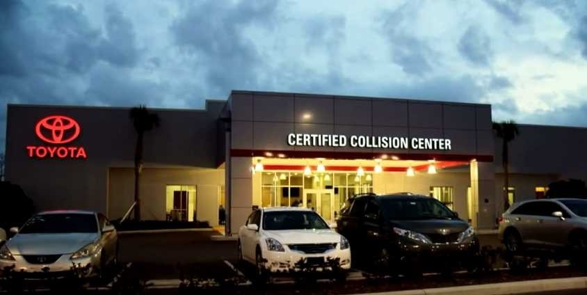 Team Toyota Collision Center