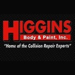 Higgins Body And Paint - West Valley West Valley City UT 84119 Logo. Higgins Body And Paint - West Valley Auto body and paint. West Valley City UT collision repair, body shop.
