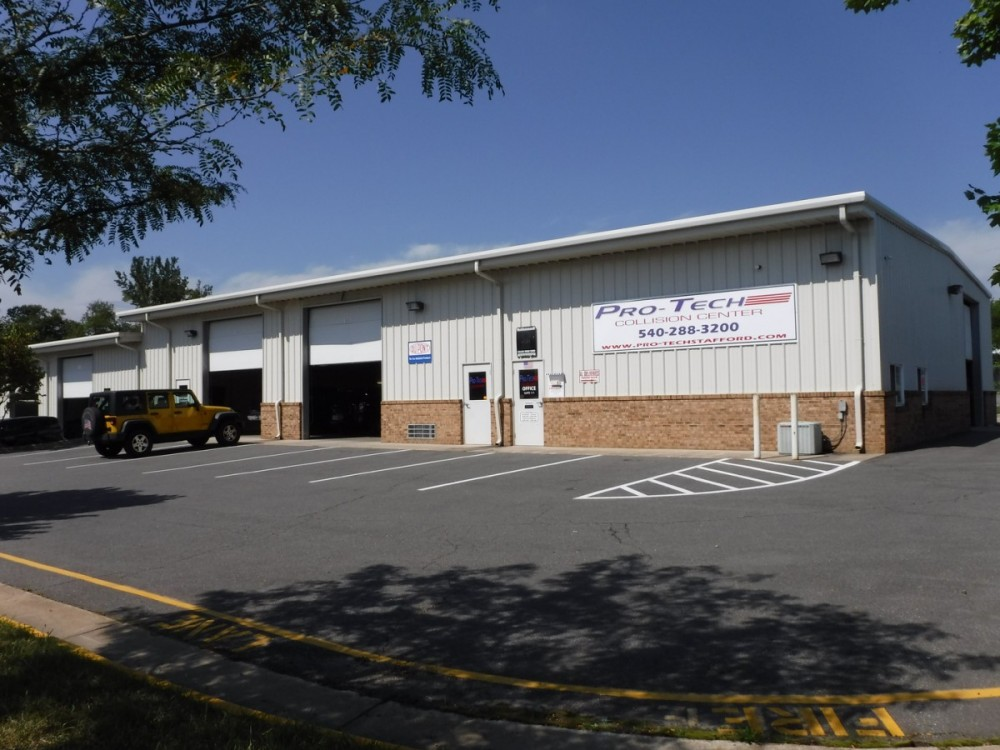 Pro-Tech Collision Ctr