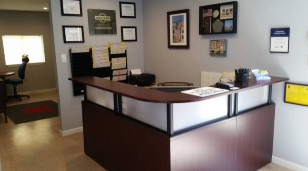 Our body shop's business office located at Falmouth, VA, 22405 is staffed with friendly and experienced personnel.