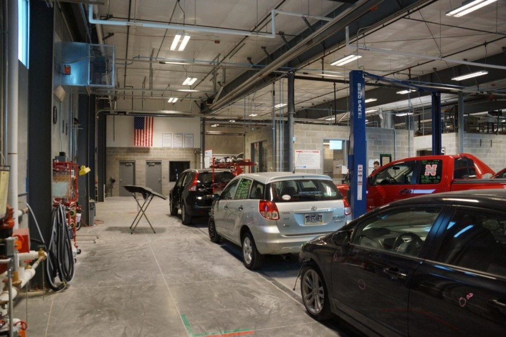 B Street Collision