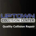 Uptown Collision Houston TX 77057 Logo. Uptown Collision Auto body and paint. Houston TX collision repair, body shop.