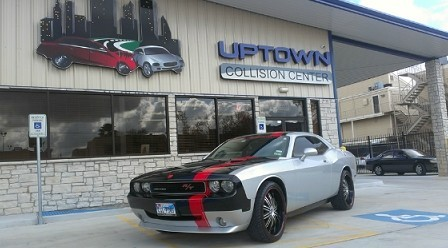 Uptown Collision