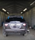 A professional refinished collision repair requires a professional spray booth like what we have here at Woodland Body Works in Woodland, CA, 95776.