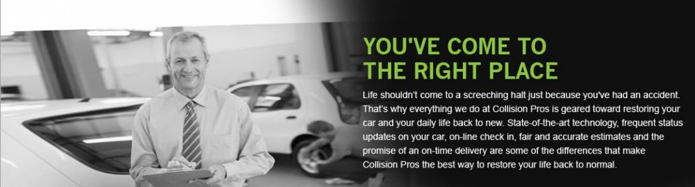 Collision Pros Inc Front Office Chico California Auto Collision Repair Paint Body Shop Detail OEM