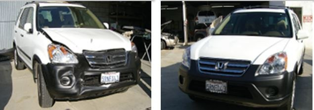 At Fix Auto Lemon Grove, we are proud to post before and after collision repair photos for our guests to view.
