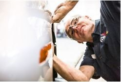 Here at Fix Auto Downtown San Diego, San Diego, CA, 92101, our body technicians are craftsmen in the art of metal straightening.