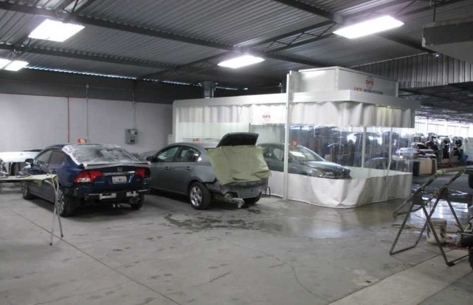 We are a state of the art Collision Repair Facility waiting to serve you, located at West Hollywood, CA, 90038.