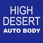 High Desert Auto Body Victorville CA 92392 Logo. High Desert Auto Body Auto body and paint. Victorville CA collision repair, body shop.