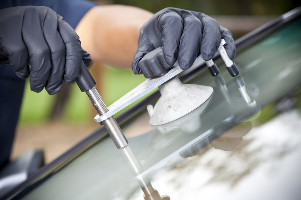 At Keenan Auto Body, An Abra Company - University City, our technicians are Auto Glass Safety Council certified. Your glass and chip repairs are in great hands.