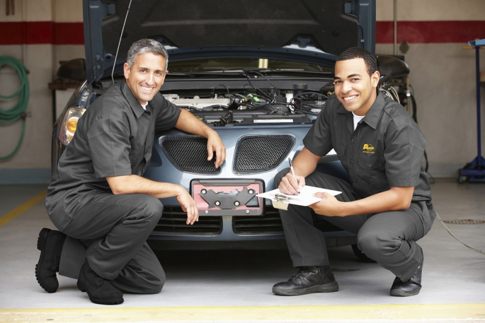 Friendly faces and experienced staff members at Lehman's Garage, An ABRA Co. - Chaska, in Chaska, MN, 55318, are always here to assist you with your collision repair needs.