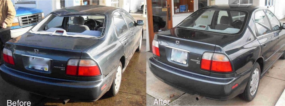True Form Collision Repair - Newberg