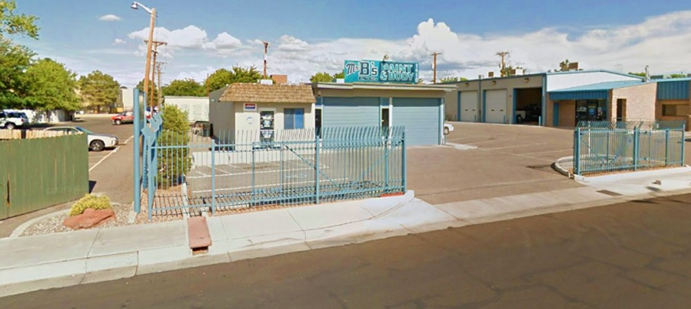 Mr. B's Paint & Body, Inc.