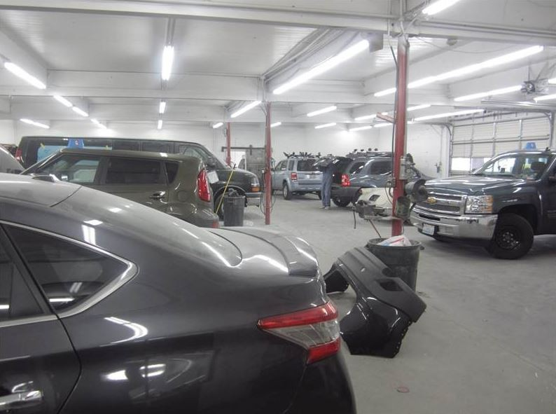We are a high volume, high quality, Collision Repair Facility located at Lakewood, WA, 98499. We are a professional Collision Repair Facility, repairing all makes and models.