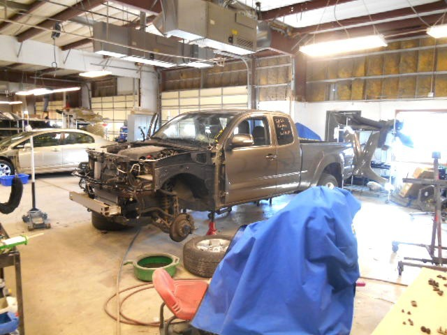 Our collision repairs at Fairway Collision Center, Inc., located in Englewood, CO, 80112 are unsurpassed. Our collision structural repair equipment is world class.