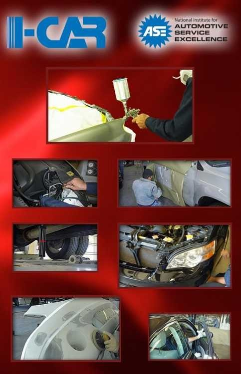 All of our body technicians at Fairway Collision Center, Inc., Englewood, CO, 80112, are skilled and certified auto body repair specialists. You can trust them to repair your car for a flawless result.