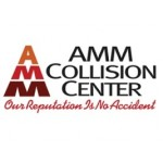 AMM Collision Center - Austin Austin TX 78748 Logo. AMM Collision Center - Austin Auto body and paint. Austin TX collision repair, body shop.