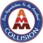 AMM Collision Center - Schertz Schertz TX 78154 Logo. AMM Collision Center - Schertz Auto body and paint. Schertz TX collision repair, body shop.