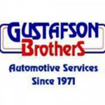 Gustafson Brothers Huntington Beach CA 92648-2225 Logo. Gustafson Brothers Auto body and paint. Huntington Beach CA collision repair, body shop.
