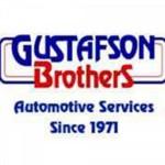 Gustafson Brothers Huntington Beach CA 92648-2225 Logo. Gustafson Brothers Auto body and paint. Huntington Beach CA collision repair, body shop.