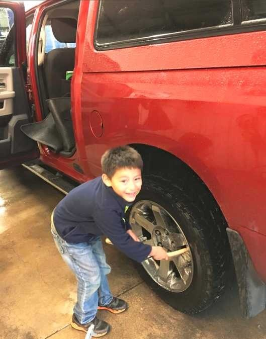 Washington Auto Collision 16811 E. Sprague Ave Spokane Valley, WA 99037 Auto Collision Repairs. Auto Body & Painting. High quality starts at a very early age.