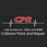 Collision Paint & Repair Longview TX 75604 Logo. Collision Paint & Repair Auto body and paint. Longview TX collision repair, body shop.