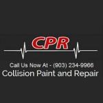 Collision Paint & Repair Longview TX 75604 Logo. Collision Paint & Repair Auto body and paint. Longview TX collision repair, body shop.