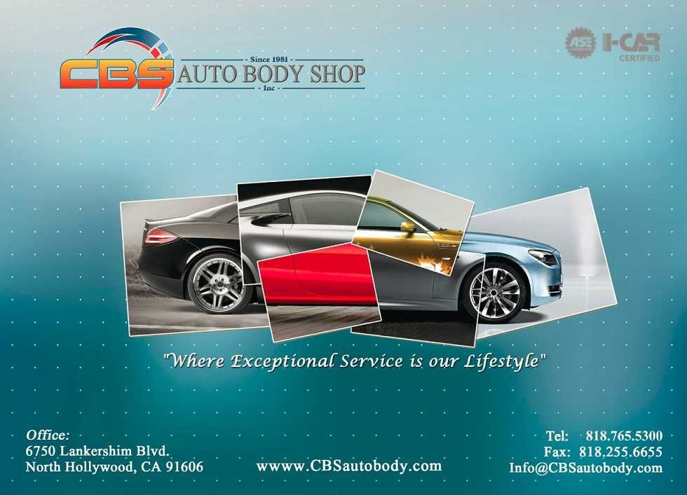 C.B.S. Auto Service & Body Shop