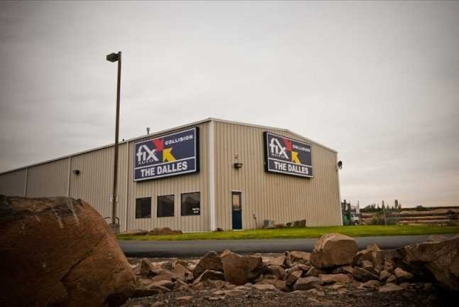 We are centrally located at The Dalles, OR, 97058 for our guest's convenience. We are ready to assist you with your collision repair needs.