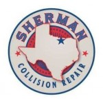 Sherman Collision Repair Llc Sherman TX 75090 Logo. Sherman Collision Repair Llc Auto body and paint. Sherman TX collision repair, body shop.