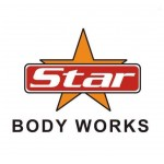 Star Body Works - Rogue River, OR Rogue River OR 97537 Logo. Star Body Works - Rogue River, OR Auto body and paint. Rogue River OR collision repair, body shop.