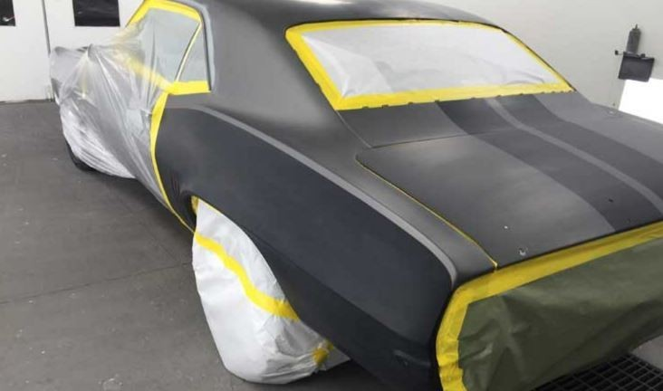 The color sand and buffing process is like putting the icing on a cake.  It just makes it better. These technicians are like jewelry polishers, they are an artist to their trade.  This process gives the vehicle's finish a mirror like feel and look.  At Dabler Auto Body, Salem, OR, 97303-3230, we have the best in our industry.