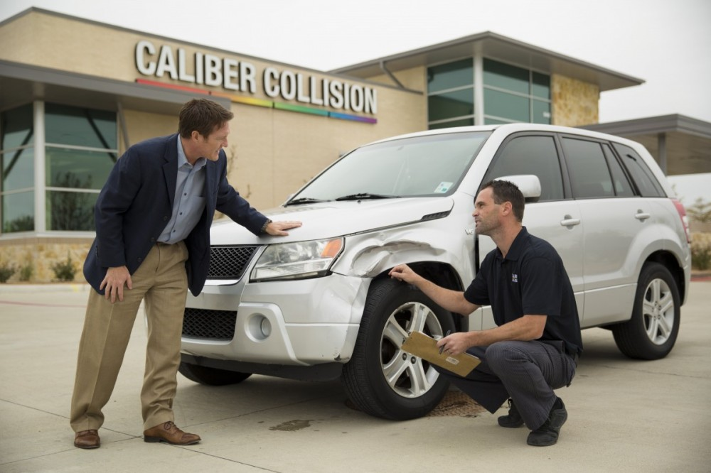 Caliber Collision - Taylors, in SC, 29687 has complete and accurate damage estimates are done by very experienced people. If knowledge coupled with experience is what you are looking for, look no further.  Caliber Collision - Taylors, is the place for you.