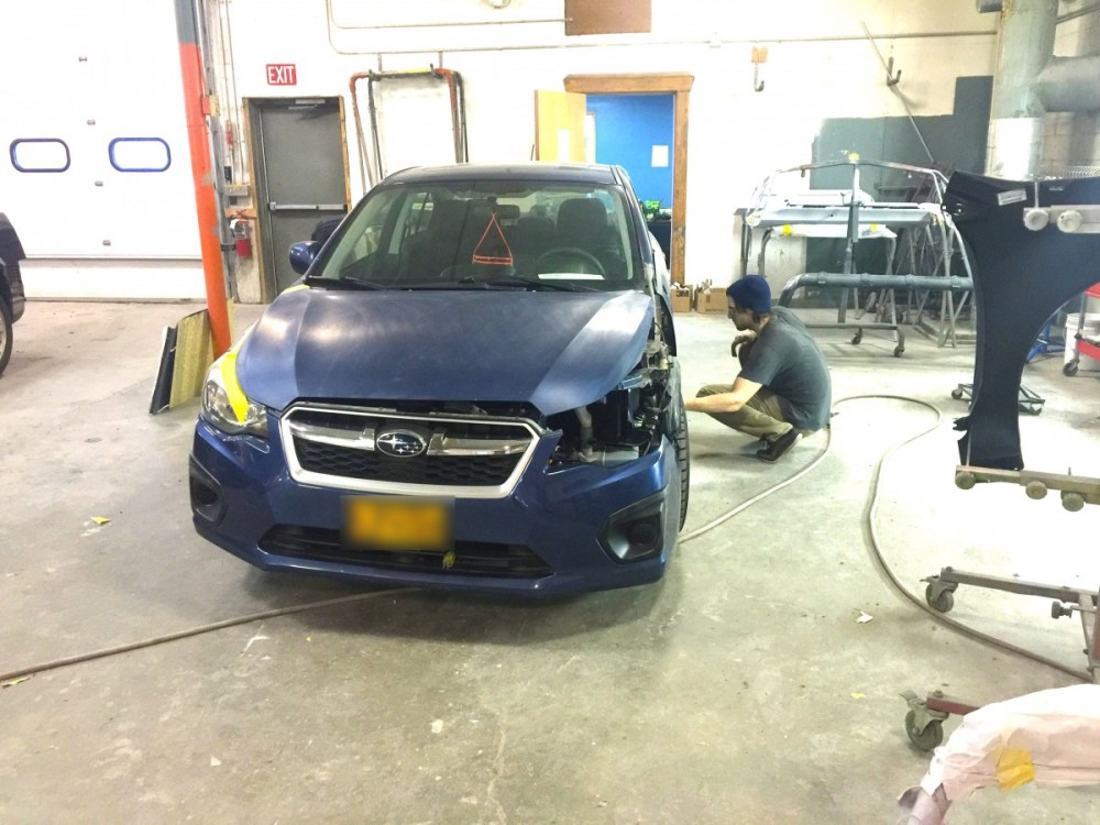 College Collision Center