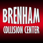 Brenham Collision Center Brenham TX 77833 Logo. Brenham Collision Center Auto body and paint. Brenham TX collision repair, body shop.
