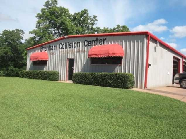 Brenham Collision Center 810 W Main St  Brenham, TX 77833 Collision Repair Experts.  Auto Body & Paint Specialists.  Our beautiful facility is centrally located for the convenience of our guests.
