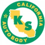 KS California Auto Body San Jose CA 95126-3649 Logo. KS California Auto Body Auto body and paint. San Jose CA collision repair, body shop.