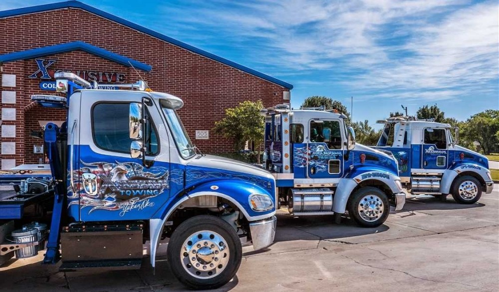 X-clusive Collision & Towing