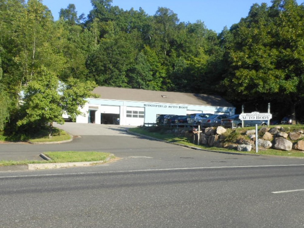 We are a high volume, high quality, Collision Repair Facility located at Ridgefield, CT, 06877-2716. We are a professional Collision Repair Facility, repairing all makes and models.