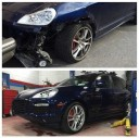 Our shop at Gotham City Collision, we are always proud to post our before and after work!