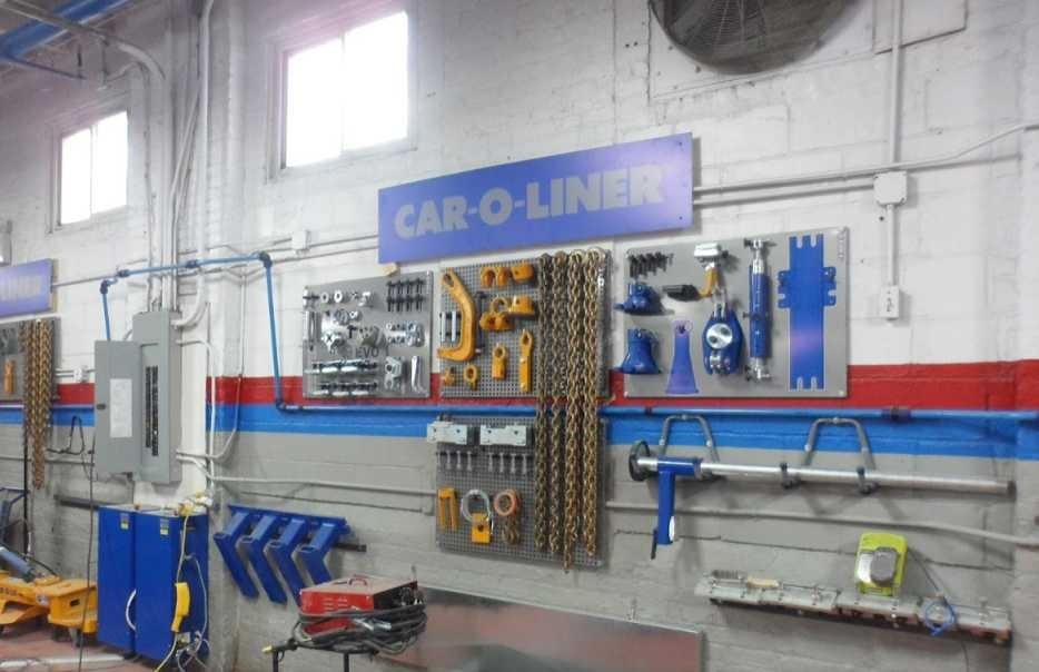 Collision structure and frame repairs are critical for a safe and high quality repair.  Here at Gotham City Collision, in Long Island City, NY, 11101, our structure and frame technicians are I-CAR certified and have many years of experience.